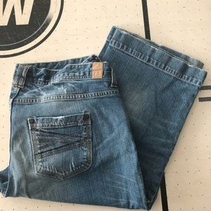 Maurices Capri Jeans size 14